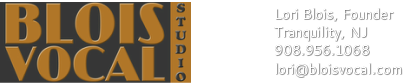 Blois Vocal Studio
